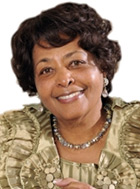 Mother Barbara McCoo Lewis - International General Supervisor - Church of God in Christ, Inc.